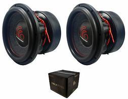 Massive Audio HippoXL122R - 12 Inch Car Audio 6,000 Watt Hip