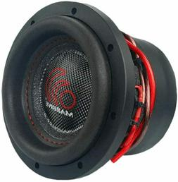 Massive Audio HippoXL64-6.5 Inch Car Audio 600 Watt Hippo Se