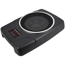 "POWER ACOUSTIK THIN-8A THIN Series 8"" Preloaded Subwoofer Bo"