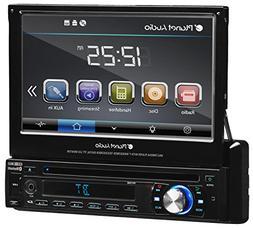 Planet Audio P9759B Single Din, Touchscreen, Bluetooth, DVD/