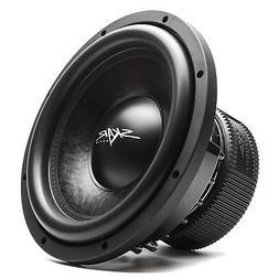 """Skar Audio VVX-12v3 D2 12"""" 1200 Watt Max Power Dual 2 Ohm Ca"""