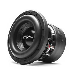 "Skar Audio ZVX-8 D2 8"" 900 Watt Dual 2 Ohm SPL Car Subwoofer"
