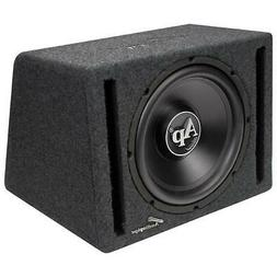 Audiopipe 12 in a Single Ported Box with 600 Watt Amplifier