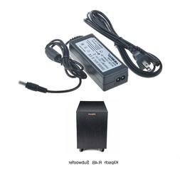 AC DC Adapter Charger For Klipsch R-4B Wireless Subwoofer 24