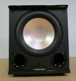 acoustech pl 200 ii subwoofer gloss black