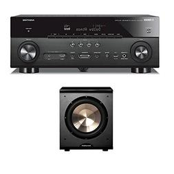 BIC Acoustech PL-200 With Yamaha Aventage RX-A770 Receiver