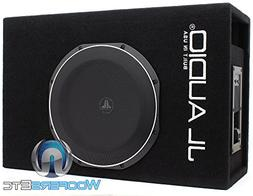 JL Audio ACP112LG-TW1 400W MicroSub+ Amplified Subwoofer Por