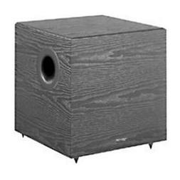 BIC America 12 Inch 430-Watt Powered Down-Firing Subwoofer V