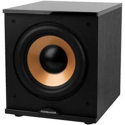 BIC America Powered Subwoofer 500-Watt 12 in. Front-Firing W