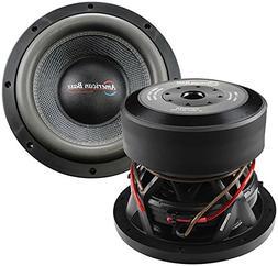 "American Bass HD10D1A 10"" Wooofer, 4000W Max, 320oz Magnet"