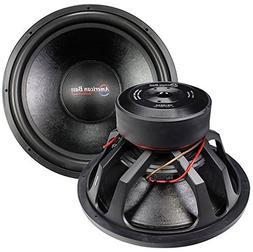 """NEW American Bass 18"""" Wooofer 4000 watts max 2 Ohm DVC HD18D"""