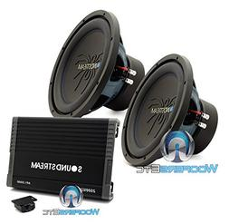 pkg Soundstream AR1.2500D Monoblock 2500W Class D Amplifier