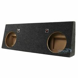 "Bbox A182-12Cp Dual 12"" Sealed Carpeted Subwoofer Enclosure"