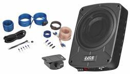"Boss Audio BAB8 8"" 800w Slim Under-Seat Powered Car/Truck Su"