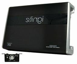 Ignite Audio Mono Block Class D Car Amplifier 4000 Watts Pea
