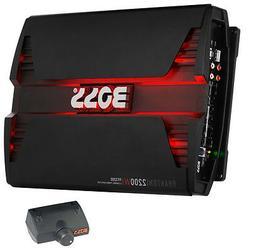 New Boss Audio PF2200 2200W 4 Channel Car Audio Amplifier Po