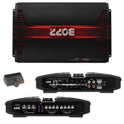 New Boss Audio PF2600 2600W 4 Channel Car Audio Amplifier Po
