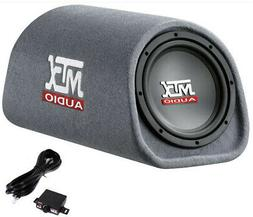 Mtx Audio RT8PT 8-Inch 240W Loaded Subwoofer Amplified Tube