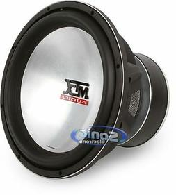 "MTX 2000 Watt 15"" inch Dual 4 Ohm Thunder 9500 Car Audio Sub"