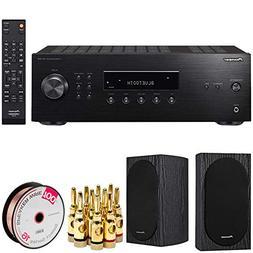 Pioneer Bluetooth Audio Component Receiver Black, SX10AE w/S