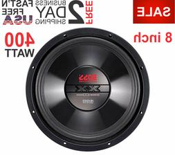 BOSS Audio Car Subwoofer Single 4 Ohm Voice Coil Easy Mounti