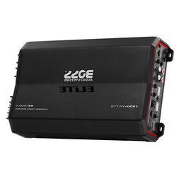 Boss Elite BE1600.4 1600 watt 4 Channel Amplifier w/ Remote
