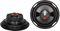 Boss P100F 10-Inch 1200W Shallow Subwoofer