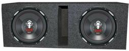 Boss P126DVC 12-Inch 4600W Power Subwoofers With Dual Vented