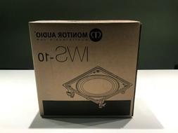 Brand New Monitor Audio IWS-10  Passive in-wall sub Retail: