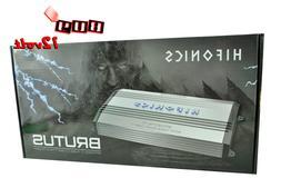 Hifonics BRX2016.1D Brutus 2000W RMS Class D Mono Amp + Bass