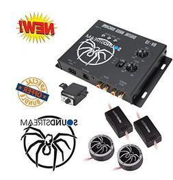 Soundstream BX-10 Digital Bass Reconstruction Processor with
