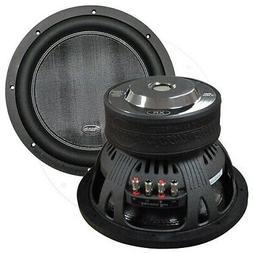 "12"" Subwoofer 2400 Watt Audio Speaker American Bass Dual 4 O"