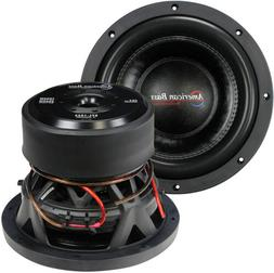 "American Bass Car Audio Dual 2000W 10"" XFL Series 2-Ohm Subw"