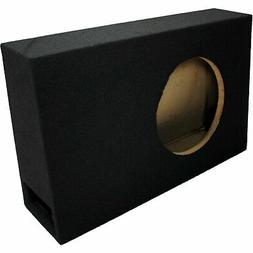 Car Audio Single 10 Slim Ported Vented Truck-Style Subwoofer