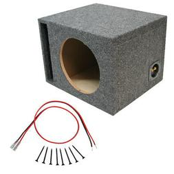 Car Audio Single 15 Inch Vented Subwoofer Bass Speaker Sub B