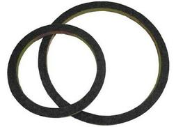 """Car Stereo Sub Subwoofer 3/4 MDF 12"""" Box Trim Ring Extension"""