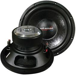 Car Audio Subwoofer, 12 Inch 1000w Max 4 Ohm Dvc Speaker Woo