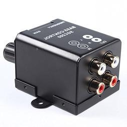 Wecooland Car Home Amplifier Subwoofer Equalizer Crossover R