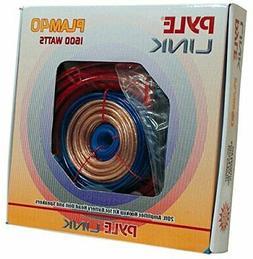 Pyle Car Stereo Wiring Kit Audio Amplifier Subwoofer Speaker