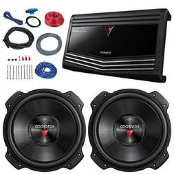 car sub amp combo kenwood