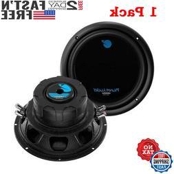 Car Subwoofer Speaker 10 Inch Planet Audio 1500 Watt Dual 4