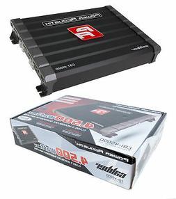 NEW Power Acoustik CB1.4500D 4500 Watt Mono Class D Subwoofe