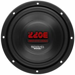 Boss Audio Systems CH10DVC 1500 Watt 10 Inch Dual 4 Ohm Voic