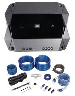 JBL Club 5501 550 Watt RMS Mono Subwoofer Car Amplifier 2-Oh