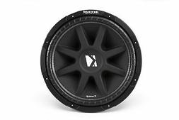 Kicker Comp 15-inch  Subwoofer, 4-Ohm, RoHS Compliant