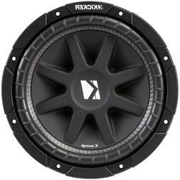 Kicker Comp 10 Inches 300 Watt SVC 4 Ohm 86.2 dB Car Audio S