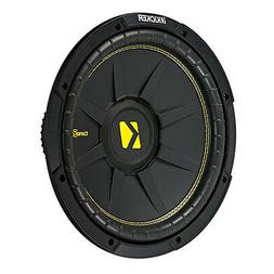 Kicker 12 Inch CompC 1200 Watt 4 Ohm Single Voice Coil SVC S