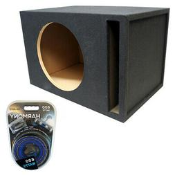 """Competition Single 18"""" 1"""" MDF Vent Subwoofer Sub Box Re Ma M"""