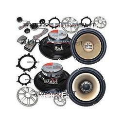"Polk Audio 6.5"" 2-Way Component & Coaxial Marine/Car Speaker"