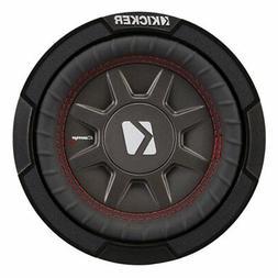 Kicker CompRT Single 6.75 Inch 300 Watt Max 2 Ohm Shallow Sl